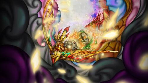 Ku Shroud of the Morrigan Artwork 2