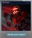 Mayan Death Robots Foil 2