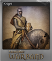Mount & Blade Warband Foil 10