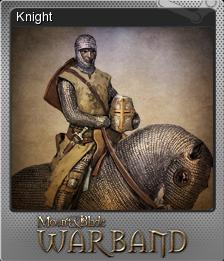 Mount & Blade Warband Foil 10
