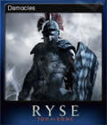 Ryse Son of Rome Card 04