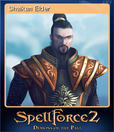 SpellForce 2 - Demons of the Past Card 7