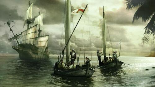 The Armada artwork