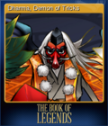 The Book of Legends Card 5