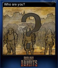 Badland Bandits Card 6