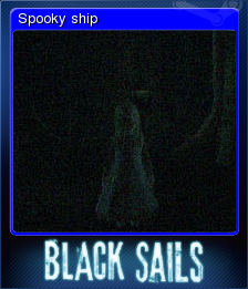 Black Sails - The Ghost Ship Card 4