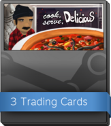 Cook Serve Delicious Booster Pack