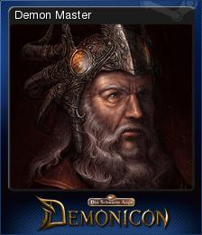 Demonicon Card 2