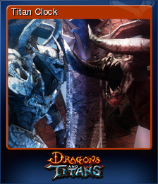 Dragons and Titans Card 2