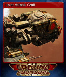 Ground Pounders Card 07