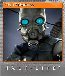 Half-Life 2 Foil 8
