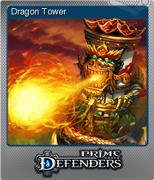 Prime World Defenders Foil 10