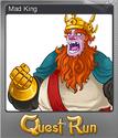 Quest Run Card 13 Foil