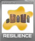 Resilience Wave Survival Foil 5