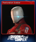 Shadow Complex Remastered Card 1
