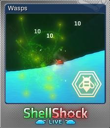 ShellShock Live Foil 10