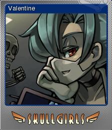 Skullgirls Foil 07