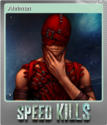 Speed Kills Foil 1