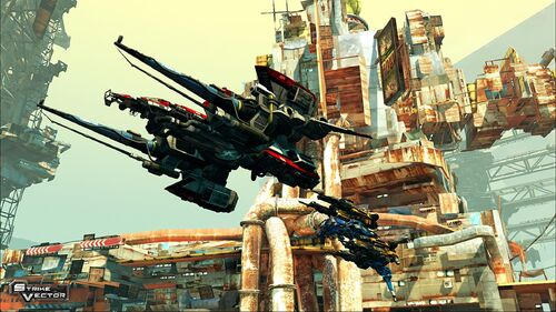 Strike Vector Artwork 3