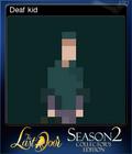 The Last Door Season 2 - Collector's Edition Card 5