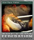 The Last Federation Card 06 Foil