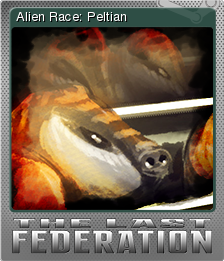 The Last Federation Card 06 Foil