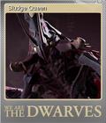 We Are The Dwarves Foil 6