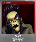 Blood of the Werewolf Foil 1