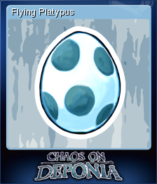 Chaos on Deponia Card 2