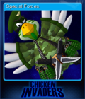 Chicken Invaders 5 Card 1