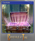 Crystals of Time Foil 6