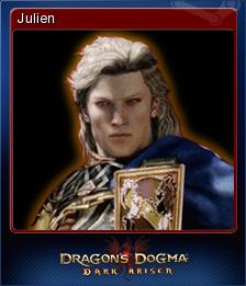 Dragon's Dogma Dark Arisen Card 7