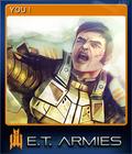 E.T. Armies Card 2