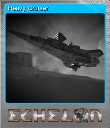 Echelon Card 02 Foil
