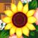 Flower Shop Summer In Fairbrook Emoticon sunflower