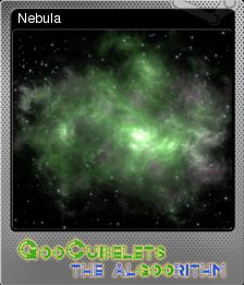 GooCubelets The Algoorithm Foil 8
