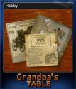 Grandpa's Table Card 07