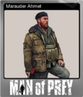 Man Of Prey Foil 2