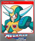 Mega Man Legacy Collection Foil 1