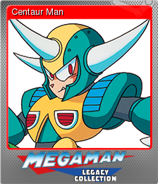 Mega Man Legacy Collection Foil 1