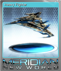 Meridian New World Foil 8