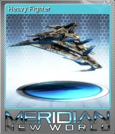 Meridian New World Foil 8