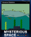 Mysterious Space Card 1