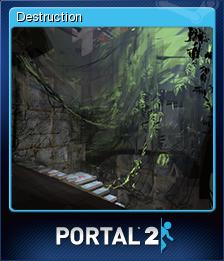Portal 2 Card 2