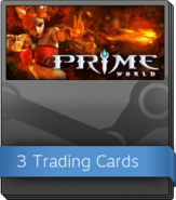 Prime World Booster Pack