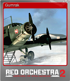 Rising Storm Red Orchestra 2 Multiplayer Foil 6