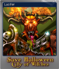 Save Halloween City of Witches Foil 11