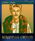 Serafina's Crown Card 5