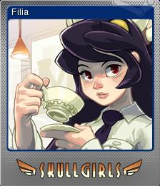 Skullgirls Foil 01