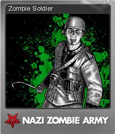 Sniper Elite Nazi Zombie Army Foil 8
